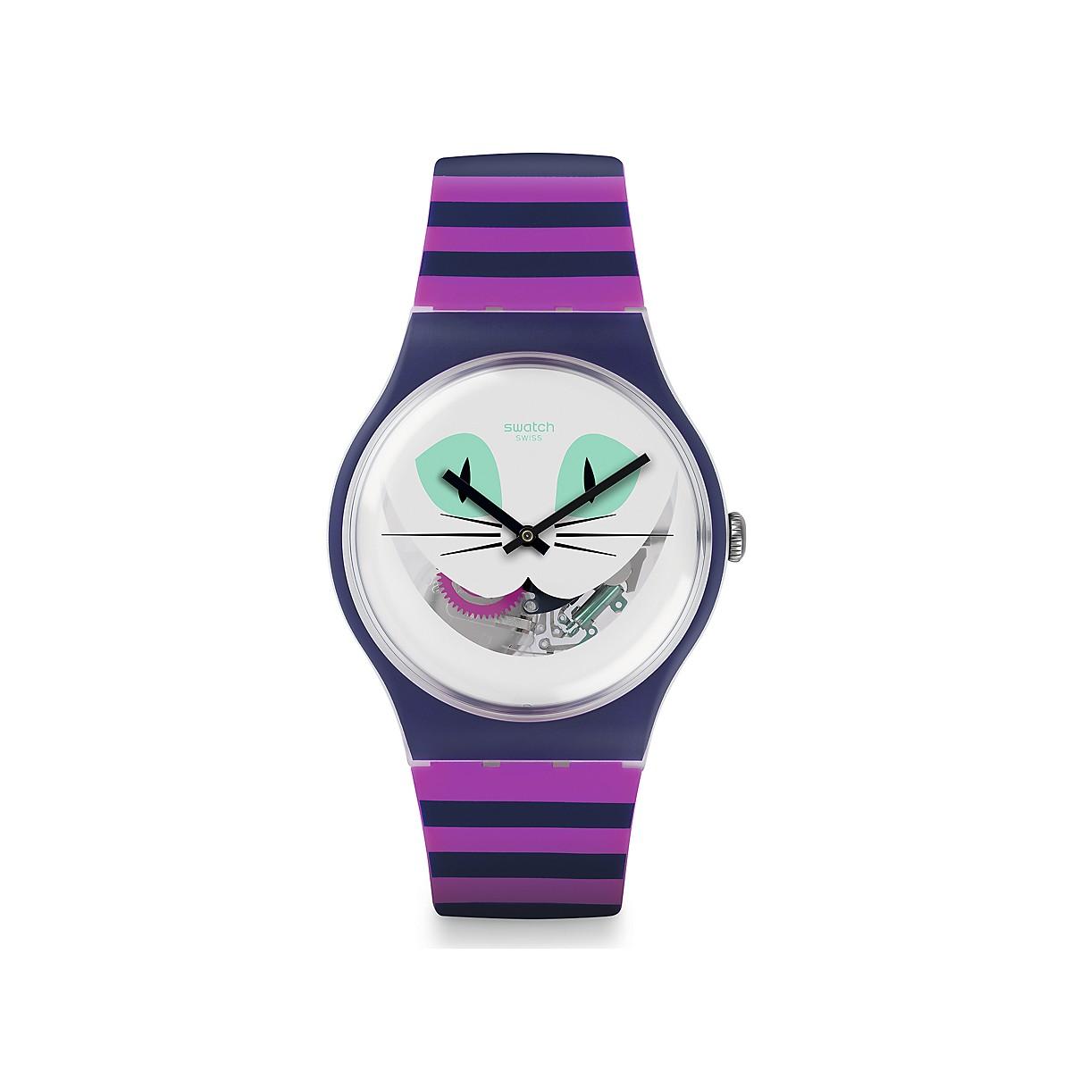 reloj swatch suow