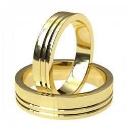 Argolla matrimonio AM-089