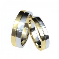 Argolla matrimonio AM-091
