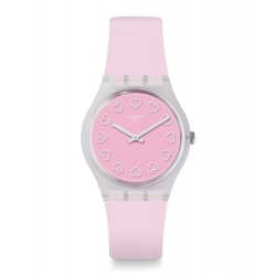 RELOJ SWATCH ALL PINK