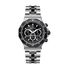 RELOJ TIME FORCE CHRONO METAL